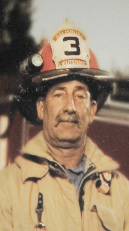 Salisbury Fire Dept Lieutenant-Maintenance Manager Timothy Oliveira