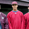 Newburyport Newburyport High baseball player, from left, Matt Mattola, Drew Carter and Ryan Clark. Bryan Eaton/Staff Photo