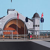Hampton: Artist rendition of the completed Seashell Complex at Hampton Beach. Bryan Eaton/Staff Photo