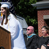 Georgetown: Georgetown High Valedictorian Melissa Myles. Bryan Eaton/Staff Photo