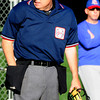 Rowley: Umpire Rob Prunier. Bryan Eaton/Staff Photo