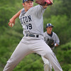 Byfield: Triton pitcher Blaise Whitman goes against Gloucester in tournament action. Bryan Eaton/Staff Photo