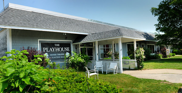 Amesbury: The Sparhawk School in Amesbury is buying the building that houses the Amesbury Playhouse. Bryan Eaton/Staff Photo