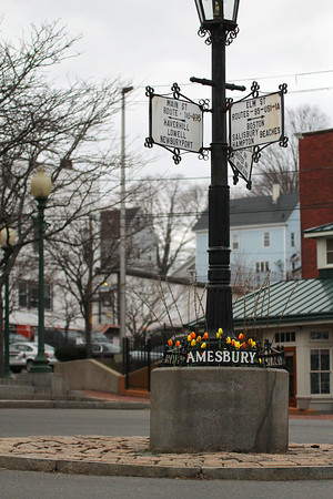 Amesbury: According to the latest census results, the town of Amesbury has lost residents over the last 10 years. Photo by Ben Laing/Staff Photo
