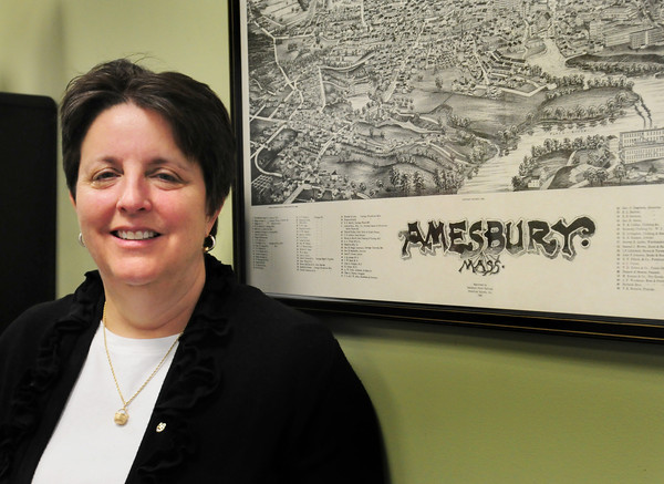 Amesbury: Cathy Toomey is involved in the Amesbury Education Foundation and the Pettengill House. Bryan Eaton/Staff Photo