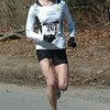 Salisbury: Joan Bohlke of Waltham gets the top women's spot in the April Fool's Road Race. Bryan Eaton/Staff Photo