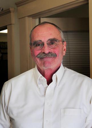Newbury: Newbury's acting town administrator Tony Kenski. Bryan Eaton/Staff Photo
