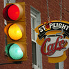 Newburyport: Stoplight Cafe. Bryan Eaton/Staff Photo