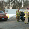 Salisbury: The Salisbury Fire Department responded to 51 Kendell Lane where oil leaked from a storage tank into wet areas that bordered Salisbury Elementary School. Bryan Eaton/Staff Photo
