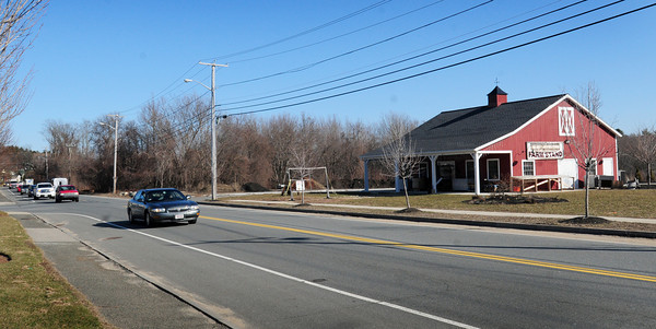 Newburyport: A court has made a decision on the land behind Woodman's Farm Stand on Low Street in Newburyport. Bryan Eaton/Staff Photo