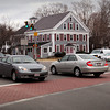 Georgetown: Traffic is heavy in late afternoon in Georgetown center as commuters head home. The bedroom community's population has increased in the latest census. Bryan Eaton/Staff Photo