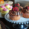 Newburyport: Chocolate-covered strawberry cupcakes. Bryan Eaton/Staff Photo