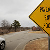Newbury: The pavement ends just past the Hellcat Swamp Observation Area at the Parker River National Wildlife Refuge. Bryan Eaton/Staff Photo