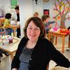Newburyport: Newburyport Montessori School head Maureen Daley is marking their 40th year. Bryan Eaton/Staff Photo
