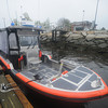 Newburyport: The new Coast Guard 24 ft boat.