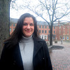 Newburyport: Northern Essex College student speaker Shannon Sheltra<br /> JIm Vaiknoras/Staff photo