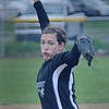 Newburyport: Julianne Meehan pitches for Pentucket against Newburyport at Cashman park. Jim Vaiknoras/Staff photo