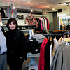 Newburyport: Malcolm and Marlene Bell are closing their clothing shop The Monkey's Fist and are having a retirement sale as they'll be spending winters in Florida. Bryan Eaton/Staff Photo