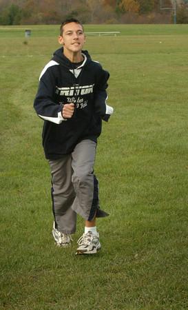 Byfield: Triton cross country runner Sean Mitchell. Bryan Eaton/Staff Photo