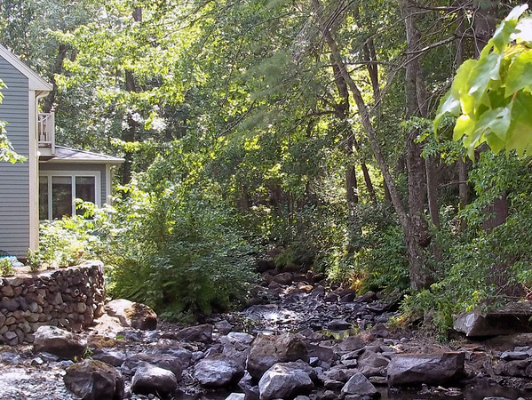 Byfield: The same view of the Parker River on August of last year. Courtesy Photo