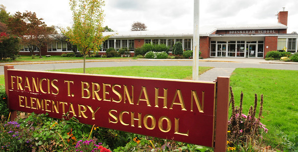 Newburyport: Several designs have been unveiled to replace the Bresnahan School in the Belleville area of Newburyport. Bryan Eaton. Staff Photo