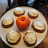 Newburyport: Pumpkin Cookies. Bryan Eaton/Staff Photo