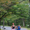 West Newbury: Runner head up Bachelor Street at the  22nd Annual Apple Harvest Run in West Newbury Sunday afternoon. Jim Vaiknoras/Staff photo
