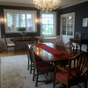 Amesbury: The dining room at 372 Main St in Amesbury part of this weekends house tour. Jim Vaiknoras/Staff photo