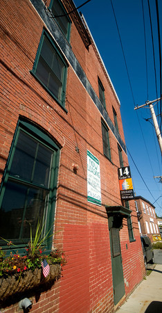 Amesbury: 14 Cedar Street Studios in Amesbury. Jim Vaiknoras/Staff photo