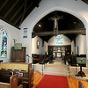 West Newbury: The interior of the All Saints' Church<br /> in West Newbury. Jim Vaiknoras/staff photo