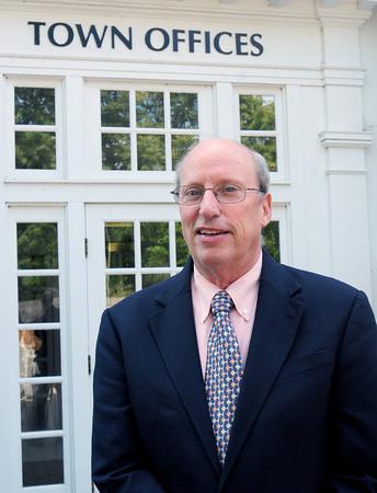 West Newburyport: Warren Sproul is West Newbury's new finance director. Bryan Eaton/Staff Photo