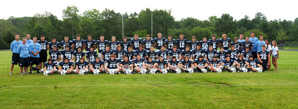 Byfield: Triton High School football team 2011. Bryan Eaton/Staff Photo