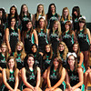 West Newbury: Pentucket Regional High School football cheerleaders for 2011. Bryan Eaton/Staff Photo