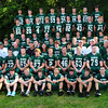 West Newbury: Pentucket Regional High School football players for 2011. Bryan  Eaton/Staff Photo