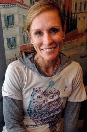 Newburyport: Julia Collins-Linder of Amesbury. Dave Rogers/Staff Photo
