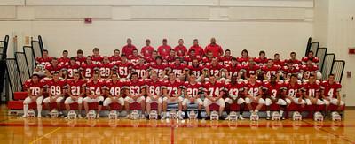 2011 Amesbury high football team