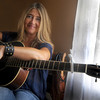 Newburyport: Singer Kate Redgate at her Newburyport home. Jim Vaiknoras/Staff photo