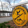 Georgetown: The Georgetown Fish and Game Association on Pentucket Pond. Bryan Eaton/Staff Photo
