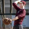 Newburyport: Newburyport High baseball player Jimmy Conway is back this season. Bryan Eaton/Staff Photo