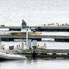 Amesbury: The docks at MacKenzie's Landing on the Merrimack River in Amesbury have been readied for the last week getting ready for what some say could be a busy boating season. Bryan Eaton/Staff Photo