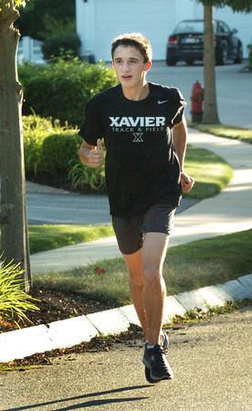 Newburyport: Matt Orlando will be running in today's 5K Yankee Homecoming Race. Bryan Eaton/Staff Photo