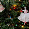 Newburyport: Christmas tree decorations at the home of Ann Tuthill. Bryan Eaton/Staff Photo