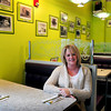 Newburyport: Jill Passen has taken over the landmark Taffy's Restaurant from Jim Noyes. Bryan Eaton/Staff Photo