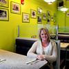 Newburyport: Jill Passen has taken over the landmark Taffy's Restaurant from Jim Noyes. Bryan Eaton/Staff Photo