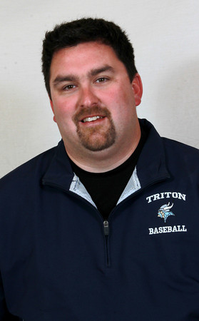 Newburyport: New Triton baseball coach Ryan McCarthy. Jim Vaiknoras/staff photo
