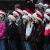 Newbury:Newbury Elemetary School choir perform at the annual Tree Lighting on the Upper Green in Newbury Sunday night. Jim Vaiknoras/staff photo