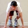 Newburyport: Newburyport high sprinter Jared Healey. Jim Vaiknoras/staff photo