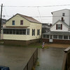 Salisbury: Old Town Way at Salisbury Beach experienced some beach flooding during yesterday's storm. Jo-Anne MacKenzie/Staff Photo