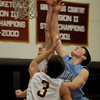 Newburyport: Triton Richard Fecteau against Newburyport. Jim Vaiknoras/staff photo