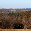Newbury: View of the Atlantc Ocean from Old Town Hill in Newbury. Jim Vaiknoras/staff photo